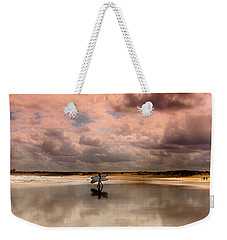 Surf Day Weekender Tote Bag by Edgar Laureano