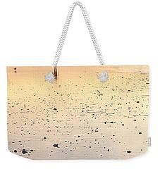 Surfing Sunset Weekender Tote Bag