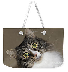 Surprise Weekender Tote Bag
