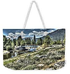 surreal Hope Valley Weekender Tote Bag