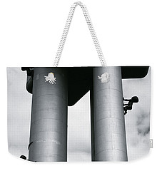 Surrealist Art Weekender Tote Bag by Shaun Higson