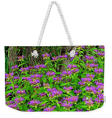Surrounded Weekender Tote Bag by Rodney Lee Williams
