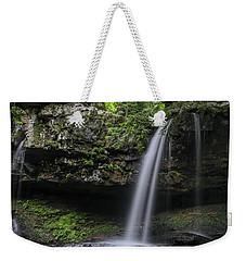 Suttons Gulch Waterfall Weekender Tote Bag