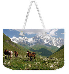 Svaneti  Weekender Tote Bag