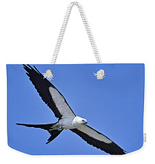 Swallow-tailed Kite Weekender Tote Bag