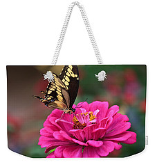Swallowtail Butterfly Weekender Tote Bag