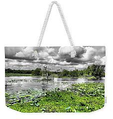 Swamp Weekender Tote Bag by Dan Sproul