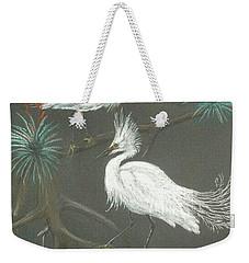 Swampbirds Weekender Tote Bag by Terry Frederick