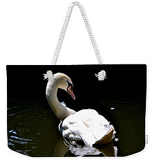 Swan Lake Weekender Tote Bag