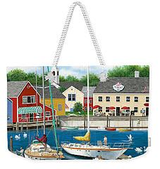 Swans Haven Weekender Tote Bag