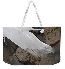 Weekender Tote Bag featuring the photograph Sway With The Movement Of The Water by Tiffany Erdman