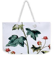 Sweet Canada Raspberry Weekender Tote Bag