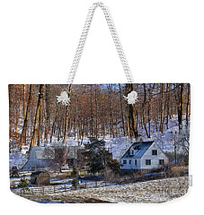 Weekender Tote Bag featuring the photograph Sweet Country Charm by Liane Wright