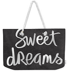 Sweet Dreams Weekender Tote Bag by Linda Woods