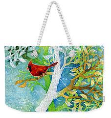 Sweet Memories II Weekender Tote Bag by Hailey E Herrera
