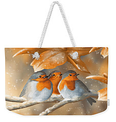 Sweet Nature Weekender Tote Bag