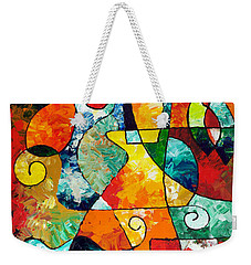 Sweet November Weekender Tote Bag