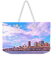 Sweet Seattle Weekender Tote Bag