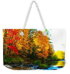 Sweet Serenity Weekender Tote Bag by Tiffany Erdman