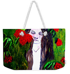 Sweet Smell Of  Flowers Weekender Tote Bag