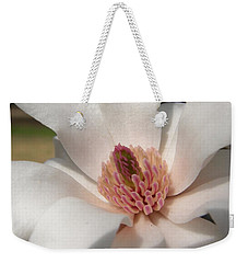 Sweet Star Magnolia Weekender Tote Bag