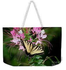 Sweet Swallowtail Weekender Tote Bag