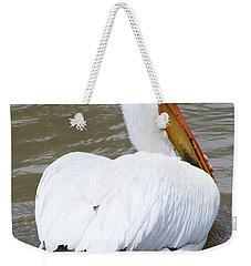 Swimming Away Weekender Tote Bag