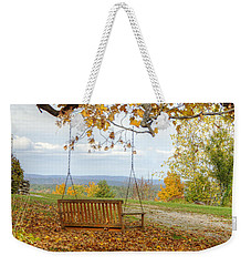 Swing With A View Weekender Tote Bag