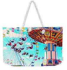 Swingers Have More Fun Weekender Tote Bag