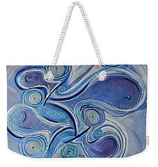 Swirling  Weekender Tote Bag