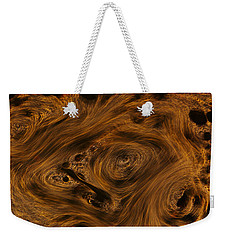 Swirling Weekender Tote Bag