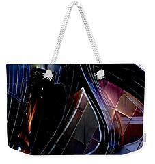 Swirling Shingles Weekender Tote Bag
