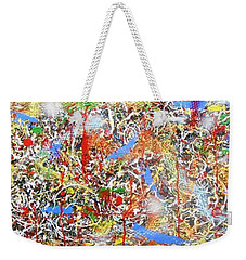 Swirls Amore Weekender Tote Bag