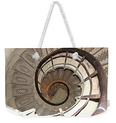 Weekender Tote Bag featuring the photograph Swirls by Tiffany Erdman