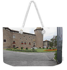 Swiss Castle Weekender Tote Bag