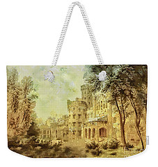 Sybillas Palace Weekender Tote Bag by Mo T