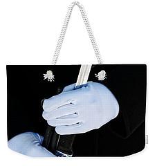 Symbol Weekender Tote Bag