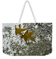 Symbols Of Autumn  Weekender Tote Bag