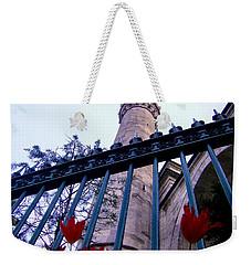 Symbols Of Istanbul Weekender Tote Bag