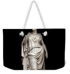 Symmetry Weekender Tote Bag by Fabrizio Troiani