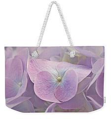 Symphony In Purple Weekender Tote Bag by Kim Hojnacki