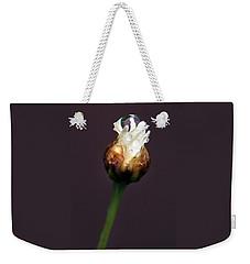 Synergy I Weekender Tote Bag