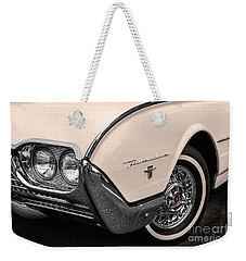 T-bird Fender Weekender Tote Bag