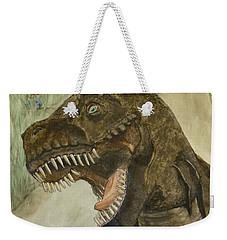 T-rex..... Run Weekender Tote Bag