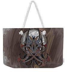 T Tat B 9/ Craftsman Weekender Tote Bag