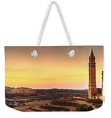 Ta Pinu And Gharb Weekender Tote Bag by Ian Good