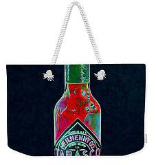 Tabasco Sauce 20130402 Weekender Tote Bag