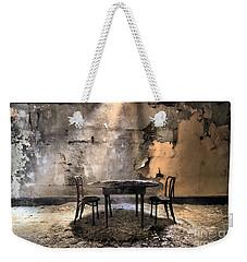 Table 4 Two Weekender Tote Bag