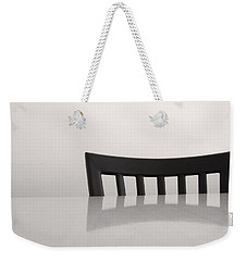 Table And Chair Weekender Tote Bag