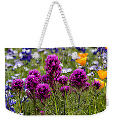 Table Mountain Beauties Weekender Tote Bag